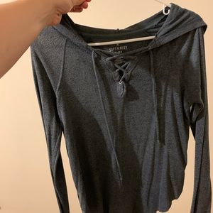 Small American Eagle soft and sexy plush shirt